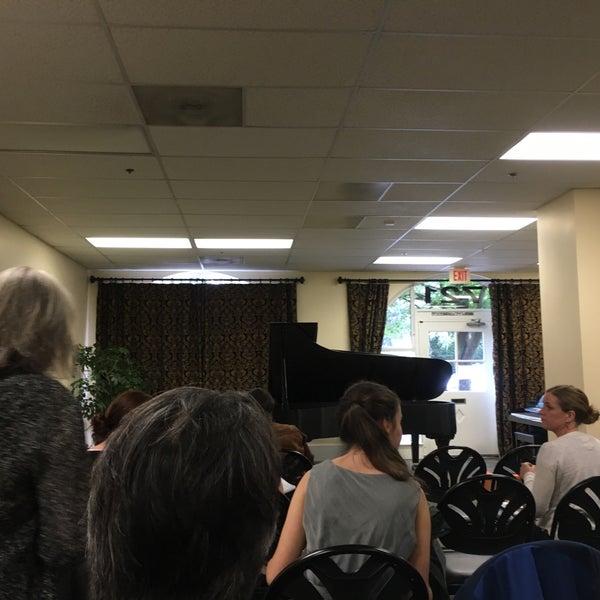 Photo taken at Portland Piano Recital Hall by Scott S. on 5/21/2016