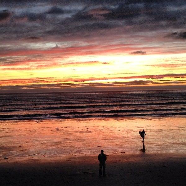 South Pacific Beaches: Surf Spot In Pacific Beach