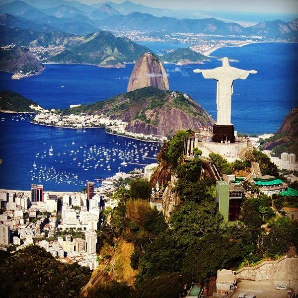 Photo taken at Rio de Janeiro by Camille F. on 4/7/2013