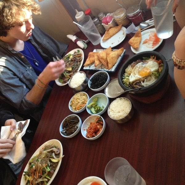 Seoul Garden Korean Restaurant In Fort Wayne