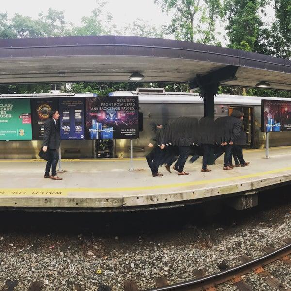 Photo taken at Metro North - North White Plains Station by Thomas H. on 6/30/2017