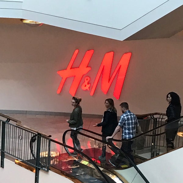 Photo taken at H&M by Claire F. on 6/9/2017