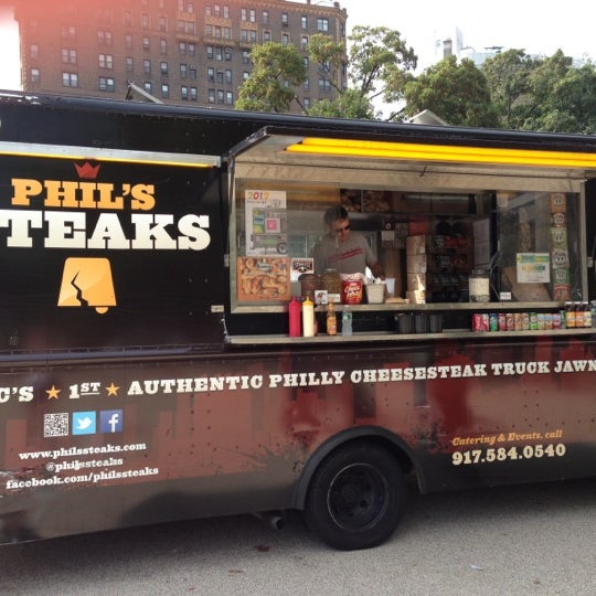 Phil S Steaks Hell S Kitchen New York Ny