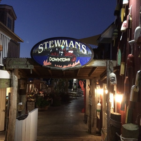 Stewman's Lobster Pound - 10 tips
