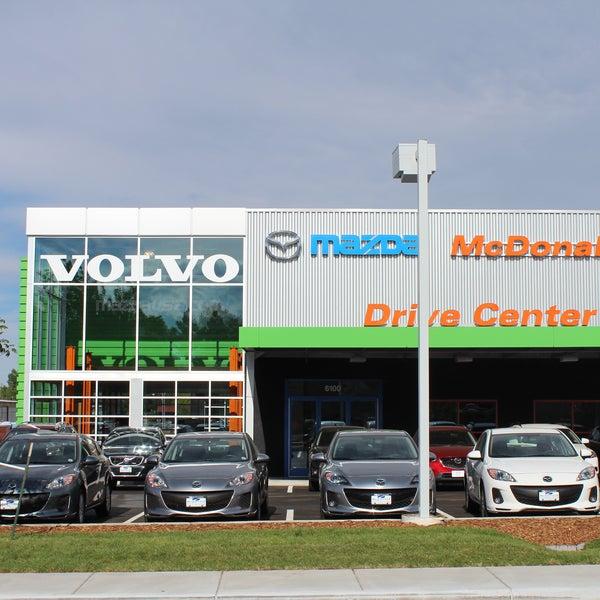 Photos at McDonald Volvo - 6100 S Broadway