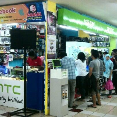 9/20/2012にPinpin M.がPojok PC Ramai mallで撮った写真