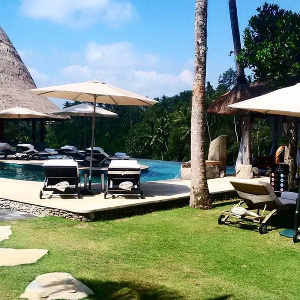 Photo taken at Viceroy Bali by @rdhi on 10/13/2015