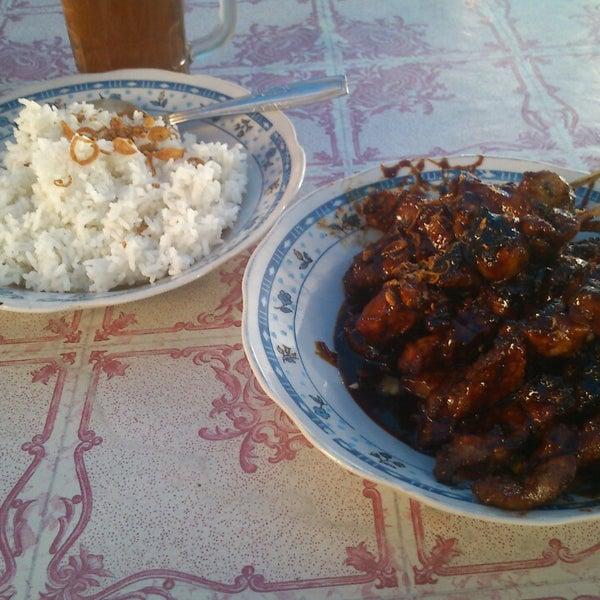 Rumah makan barokah khas madura h basiri food truck in for Aja asian cuisine nyc