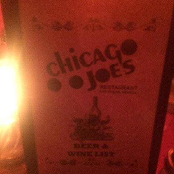 Photo taken at Chicago Joe's by Andrea D. on 2/19/2015