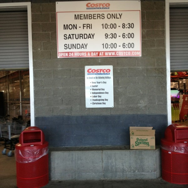 photo taken at costco wholesale by dave c on 3102013 - Is Costco Open On Christmas Day