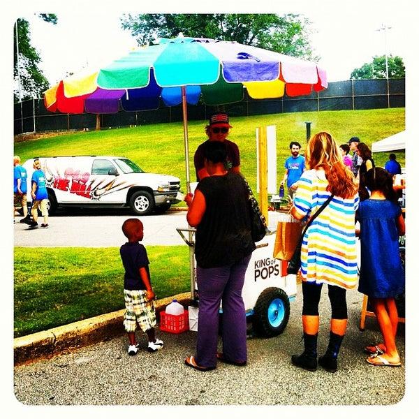 Photo taken at Atlanta Arts Festival by Joey P. on 9/17/2012