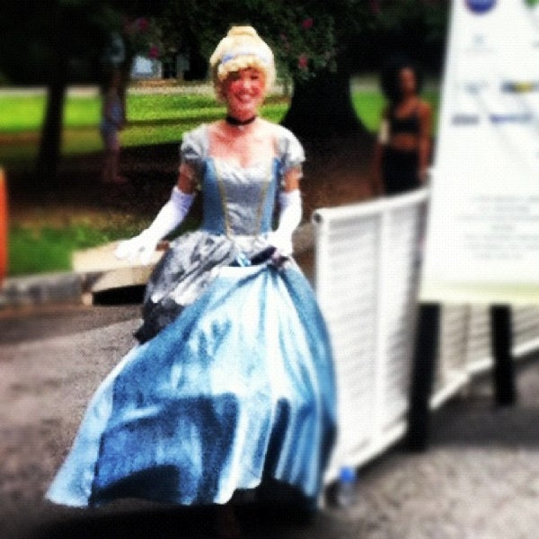 Photo taken at Atlanta Arts Festival by Joey P. on 9/16/2012