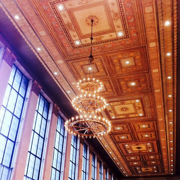 Photo taken at Butler Library by KyungJin L. on 10/11/2013