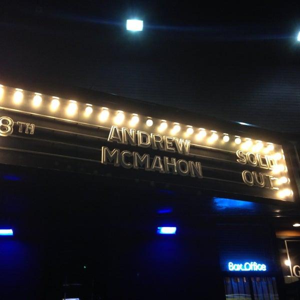 Photo taken at Paradise Rock Club by J B. on 4/9/2013
