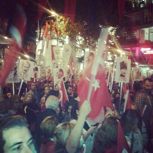 10/29/2012 tarihinde Murat B.ziyaretçi tarafından Suadiye'de çekilen fotoğraf