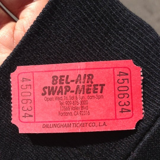 bel air swap meet reviews on spirit