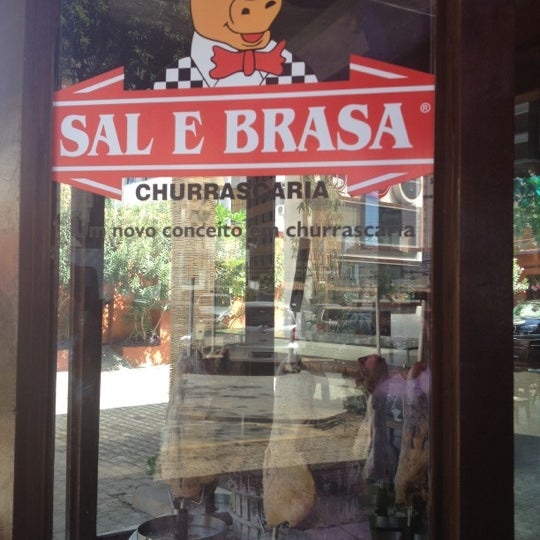 Photo taken at Sal e Brasa Gold by Rogéria T. on 10/13/2012