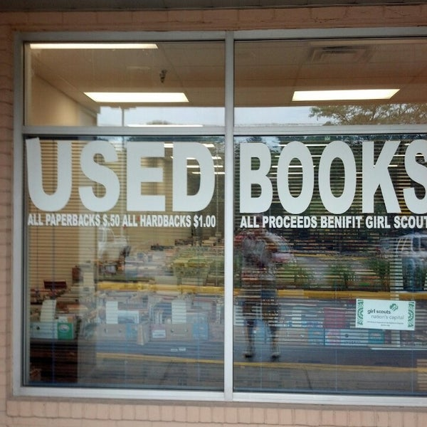 girl scouts used book store   frederick md