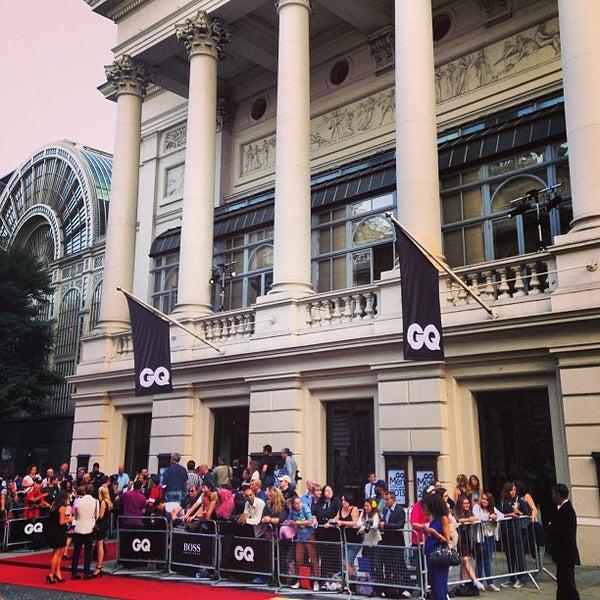 Photo taken at Royal Opera House by Jon B. on 9/3/2013