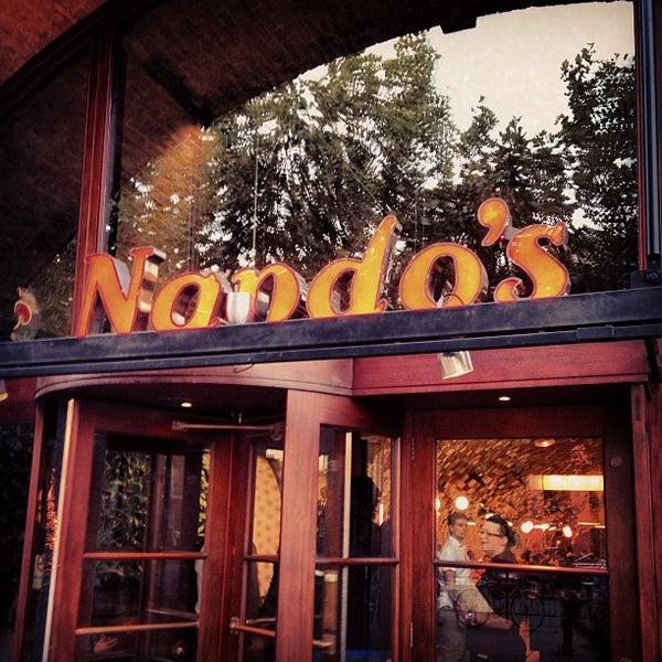 nando 39 s portuguese restaurant in london. Black Bedroom Furniture Sets. Home Design Ideas