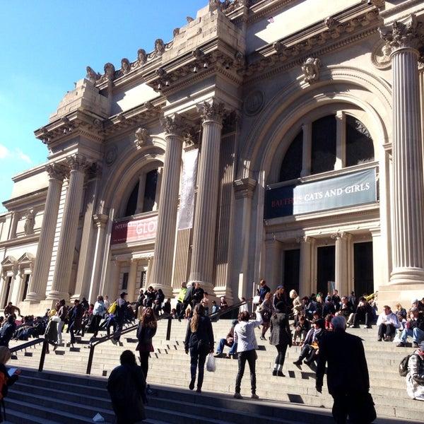 Photo taken at Metropolitan Museum of Art by Matt H. on 10/24/2013