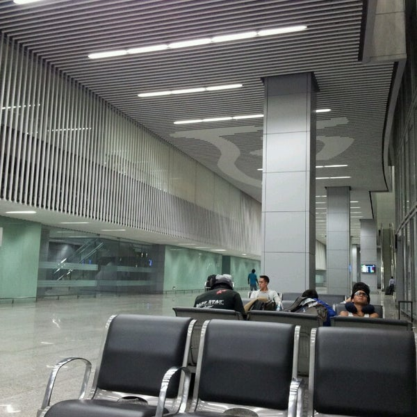 Photo taken at Netaji Subhash Chandra Bose International Airport (CCU) by bee on 7/20/2013