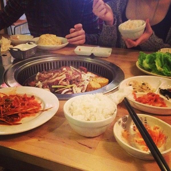 Arisu korean restaurant in dublin for Arisu japanese cuisine