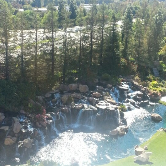 Photo taken at Four Seasons Hotel Westlake Village by Mohammad A. on 10/29/2012