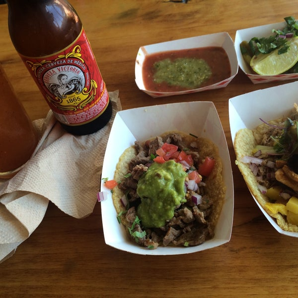 Photo taken at City Tacos by Allie B. on 9/9/2016