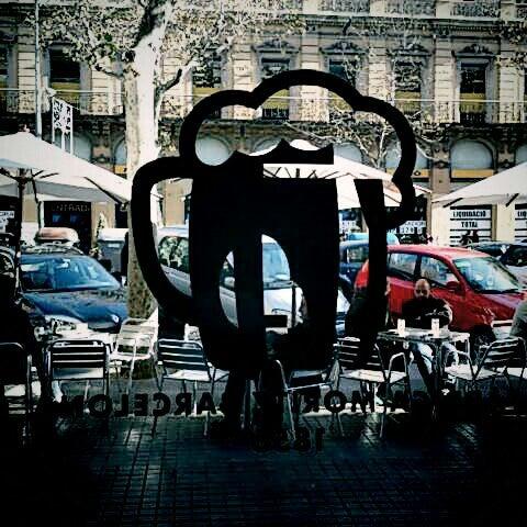 Foto tomada en Fàbrica Moritz Barcelona por Gonzalo P. el 1/5/2013