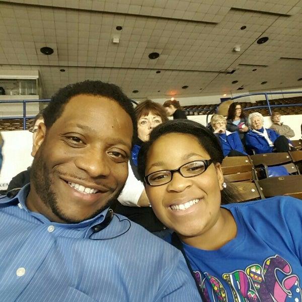Photo taken at Memorial Coliseum by Aj C. on 11/26/2015