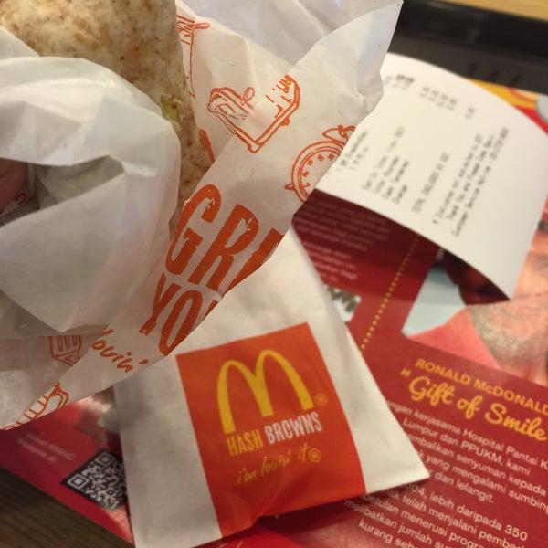 Photo taken at McDonald's by Peter Jr J. on 1/19/2016