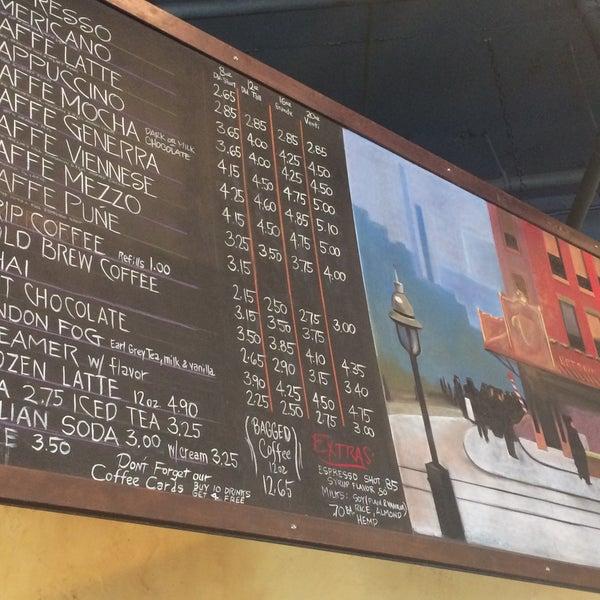 Photo taken at Uptown Espresso by Rain T. on 2/1/2017