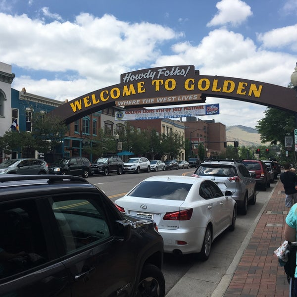 Photo taken at Golden, CO by Austin W. on 6/30/2017