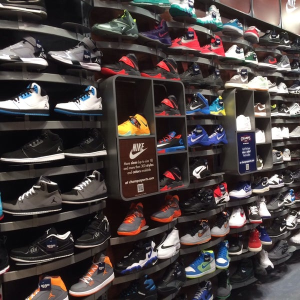 Champs Shoe Store Careers