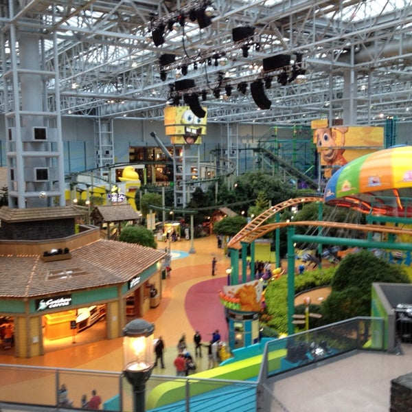 Photo taken at Mall of America by Austin W. on 10/4/2013