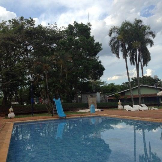 Foto tirada no(a) Clube Telecamp por Nátaly L. em 11/28/2012
