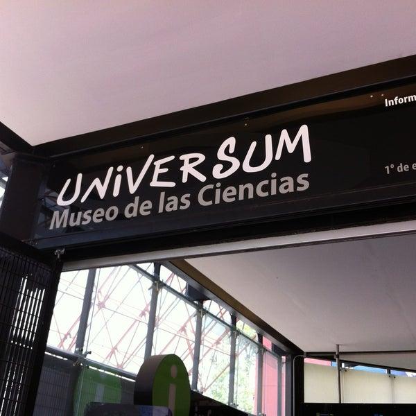 Photo prise au Universum, Museo de las Ciencias par Shannon G. le5/17/2013