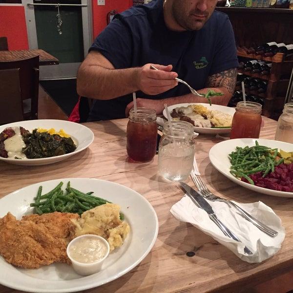 Soul Food Kitchen Seafood Heaven