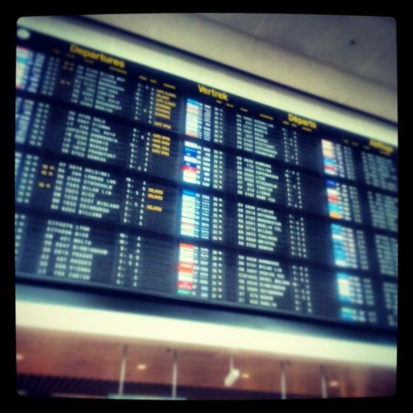 Снимок сделан в Брюссельский аэропорт (BRU) пользователем Julien S. 7/3/2013