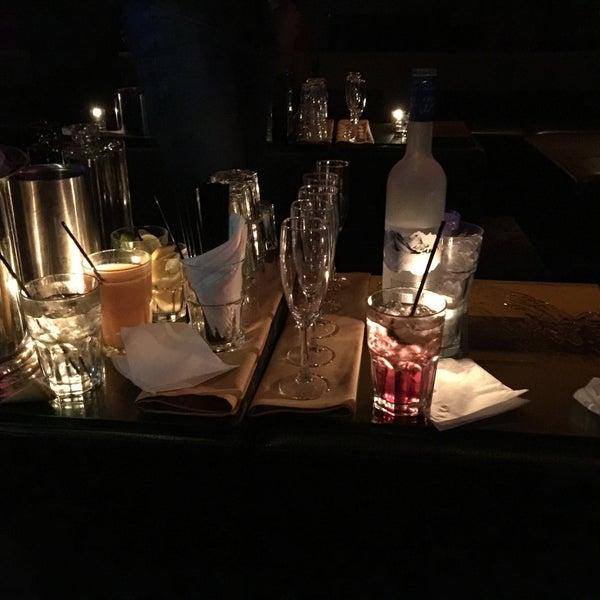 Photo taken at Y Bar by David K. on 7/10/2016