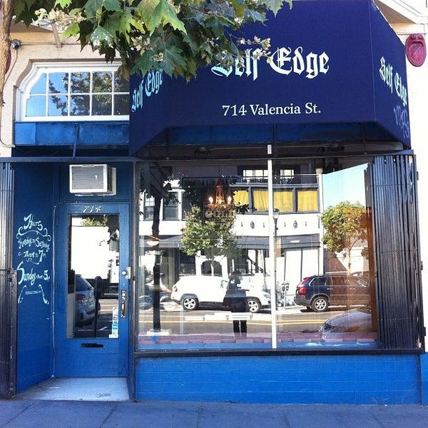 Edge clothing store