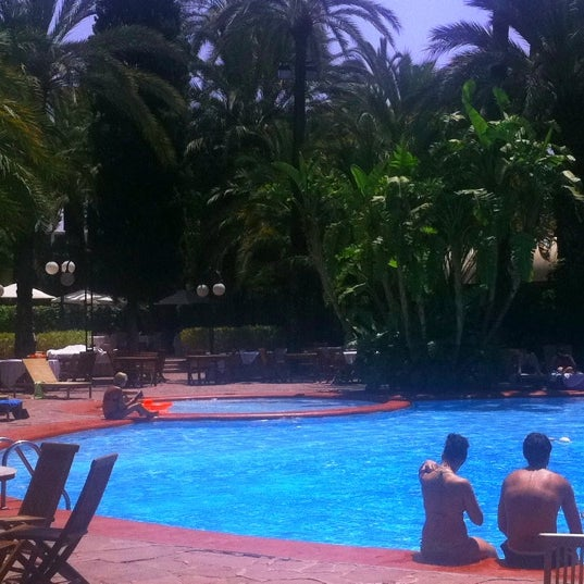 Foto tomada en Hotel Huerto del Cura por David V. el 7/2/2013