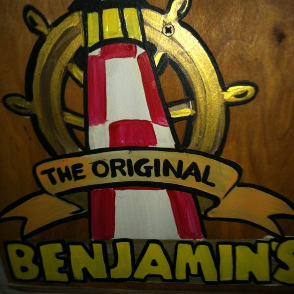 Photo taken at The Original Benjamin's Calabash Seafood by Tracey F. on 3/24/2013