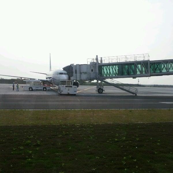 5/15/2013にTaka M.が岩国錦帯橋空港 / 岩国飛行場 (IWK)で撮った写真