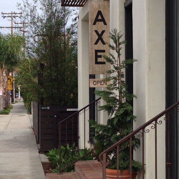 Photo taken at Axe by D G. on 5/23/2014