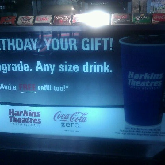 Photo taken at Harkins Theatres Arcadia 8 by Richard S. on 9/25/2012
