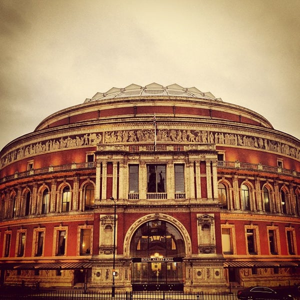 Royal albert hall queen 39 s gate greater london for Door 4 royal albert hall