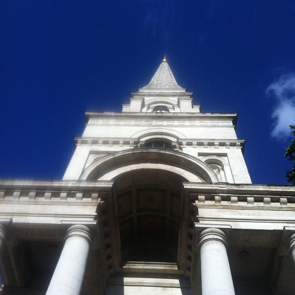 Photo taken at Christ Church by Dan W. on 7/24/2013