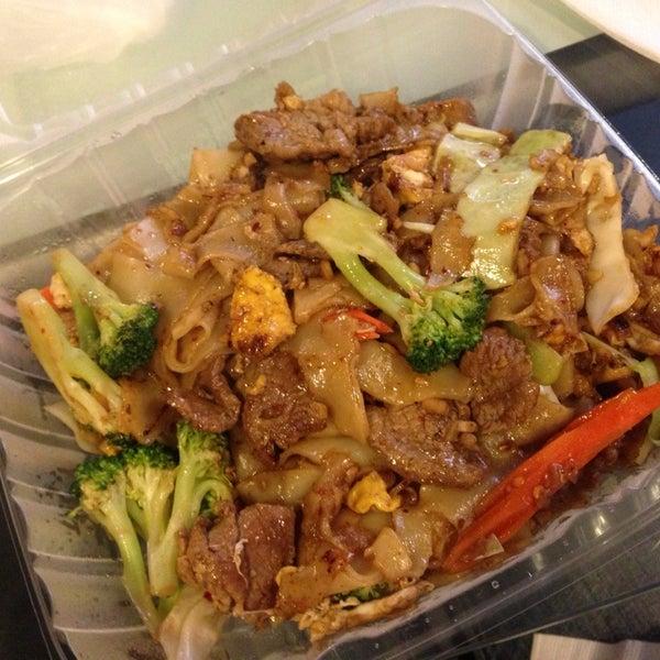 Sawasdee thai downtown portland sw alder st for Authentic thai cuisine portland